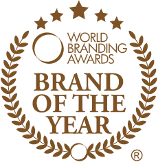 Brand of the Year logo